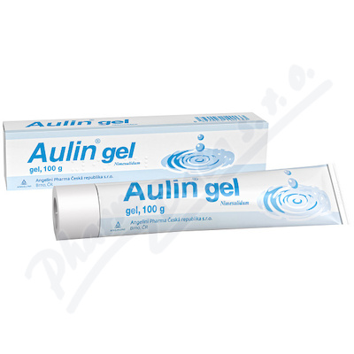 Aulin gel 30mg/g gel 100