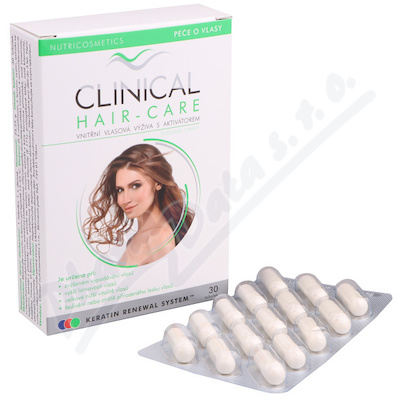 Clinical Hair-Care tob.30 - 1měs.kúra