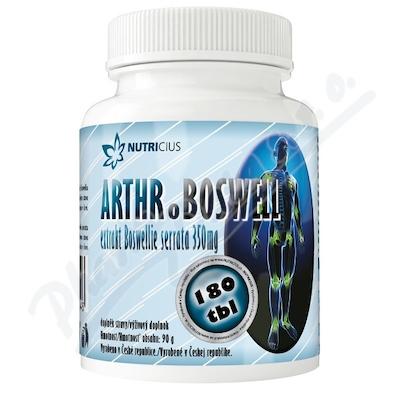 Arthr.boswell tbl.180 - Boswellia serrata 350mg