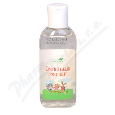 AROMATICA Čistící gelík na ruce pro děti 75ml