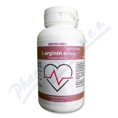 AcePharma L-arginin cps.100x400mg