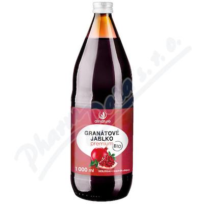 Allnature Granátové jablko Premium 1000 ml
