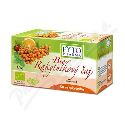 Rakytníkový čaj BIO 20x1.5g Fytopharma