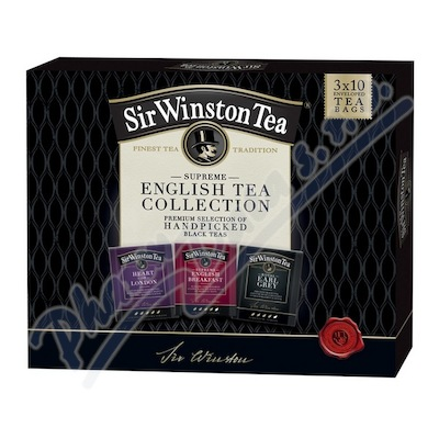 Sir Winston Collection box n.s. 3x10ks