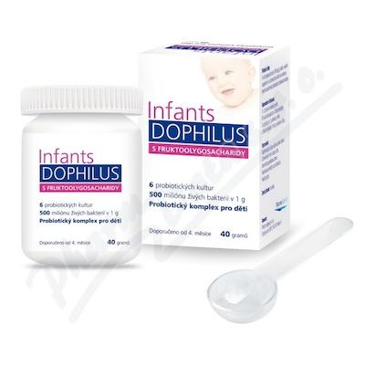 Infants Dophilus s Fruktoolygosacharidy 40g
