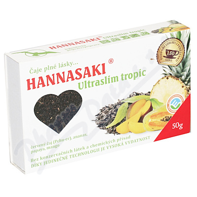 Hannasaki Ultraslim Tropic 50g