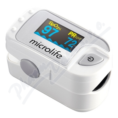 Microlife Oximetr OXY 300 pulzní prstový