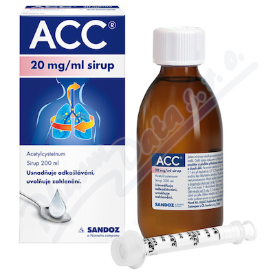 ACC 20mg/ml sir.1x200ml