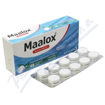 Maalox por.tbl.mnd.40