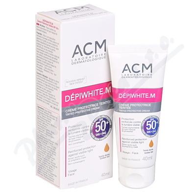 ACM Dépiwhite.M tinted SPF 50+ tónovaný krém 40ml