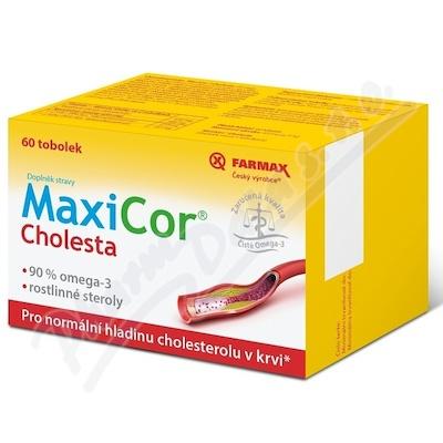 MaxiCor Cholesta tob. 60