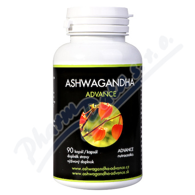 ADVANCE Ashwagandha cps. 90