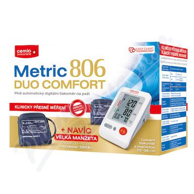 Cemio Metric 806 DUO Comfort Tonometr ČR/SK