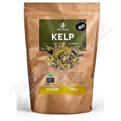 Allnature Kelp prášek BIO 100g