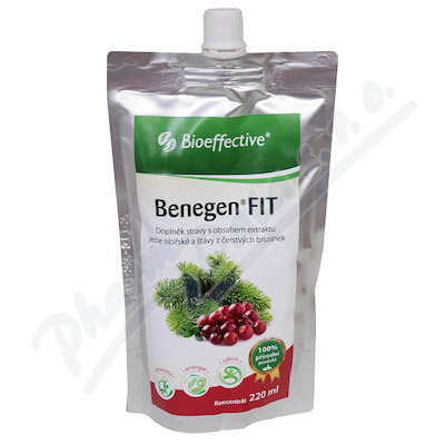 Benegen Fit brusinka 220ml