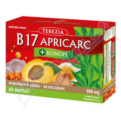 TEREZIA B17 APRICARC+Konopí cps.60