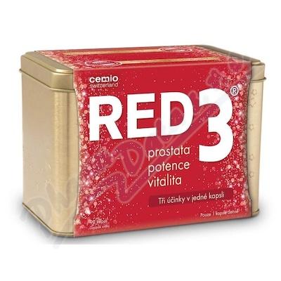 Cemio RED3 cps.90 dárek 2019
