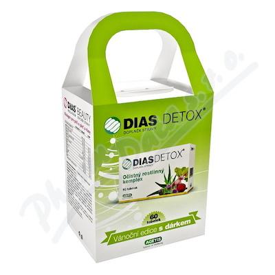 Dias Beauty + Dias Detox vánoční edice s dárkem