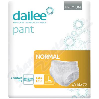 Dailee Pant Premium NORMAL inko.kalhotky L 14ks