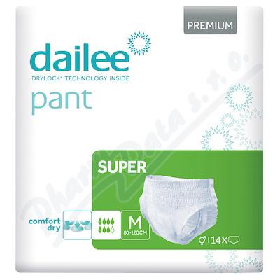 Dailee Pant Premium SUPER inko.kalhotky M 14ks