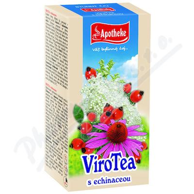 Apotheke Virotea s echinaceou čaj 20x1.5g