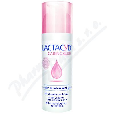 Lactacyd Caring Glide lubrikační gel 50ml