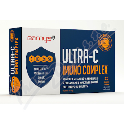 Barnys Ultra-C Imuno Complex cps.30