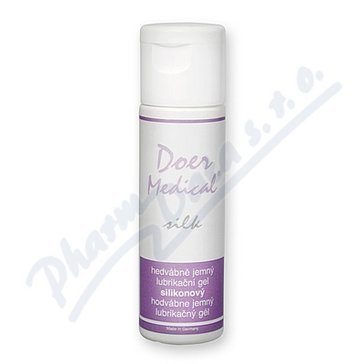 Doer medical silk 30ml - lubrikační gel