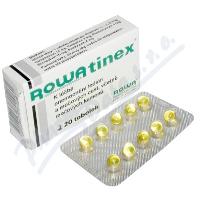 Rowatinex cps.20(blistr)