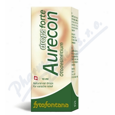 Fytofontana Aurecon drops forte 10ml