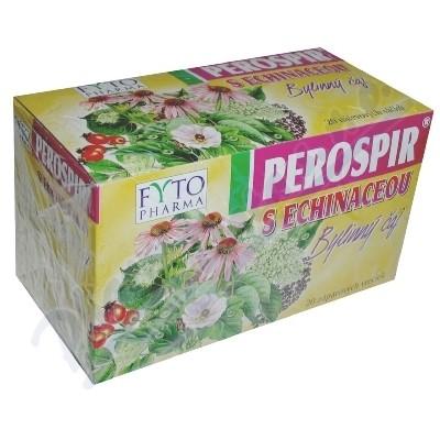 Perospir s echinac. Bylinný čaj 20x1.5g Fytopharma