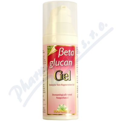 Beta glucan regeneration gel 50ml