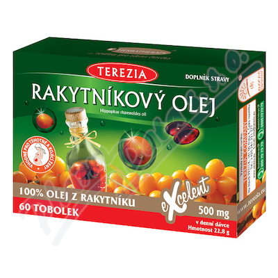 TEREZIA Rakytníkový olej 100% tob.60