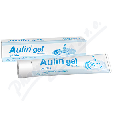 Aulin gel 30mg/g gel 50