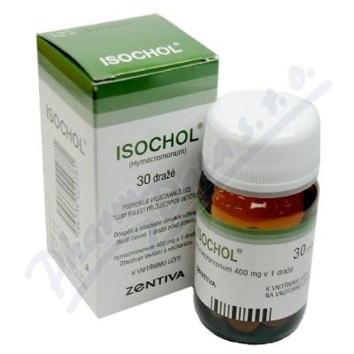 Isochol drg.30x400mg (lahv.)
