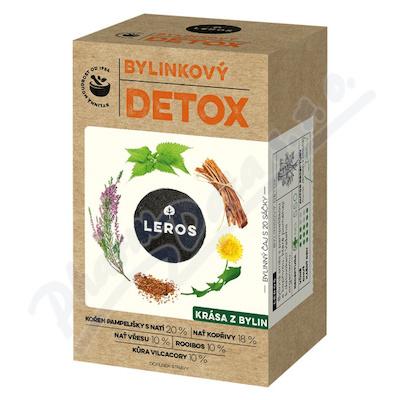LEROS Bylinkový Detox 20x1.5g