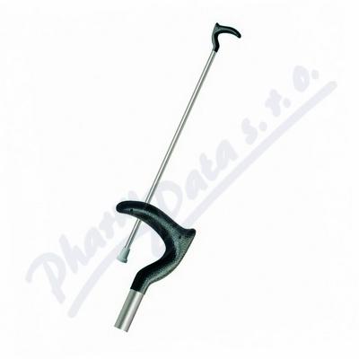 Hůl dural.H81/1 č.4 100cm (rov.zahn.) rukojeť