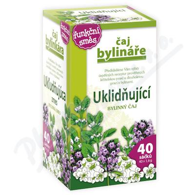 Čaj Bylináře Uklidňující 40x1.6g