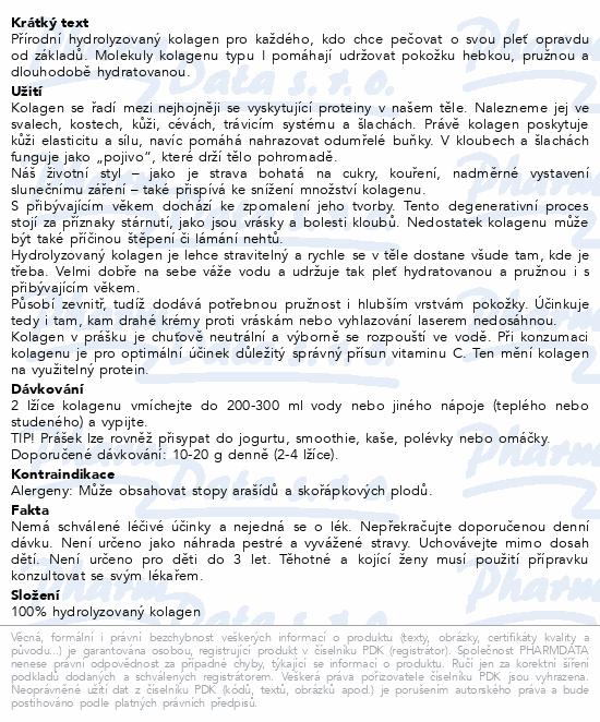 Abfarmis Kolagen prášek 100g